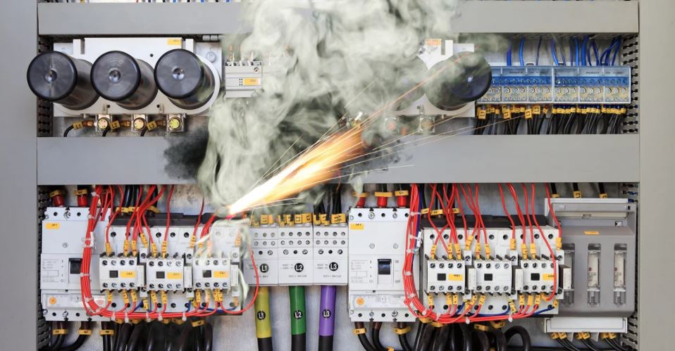 Repair Damages In The Electrical Systems